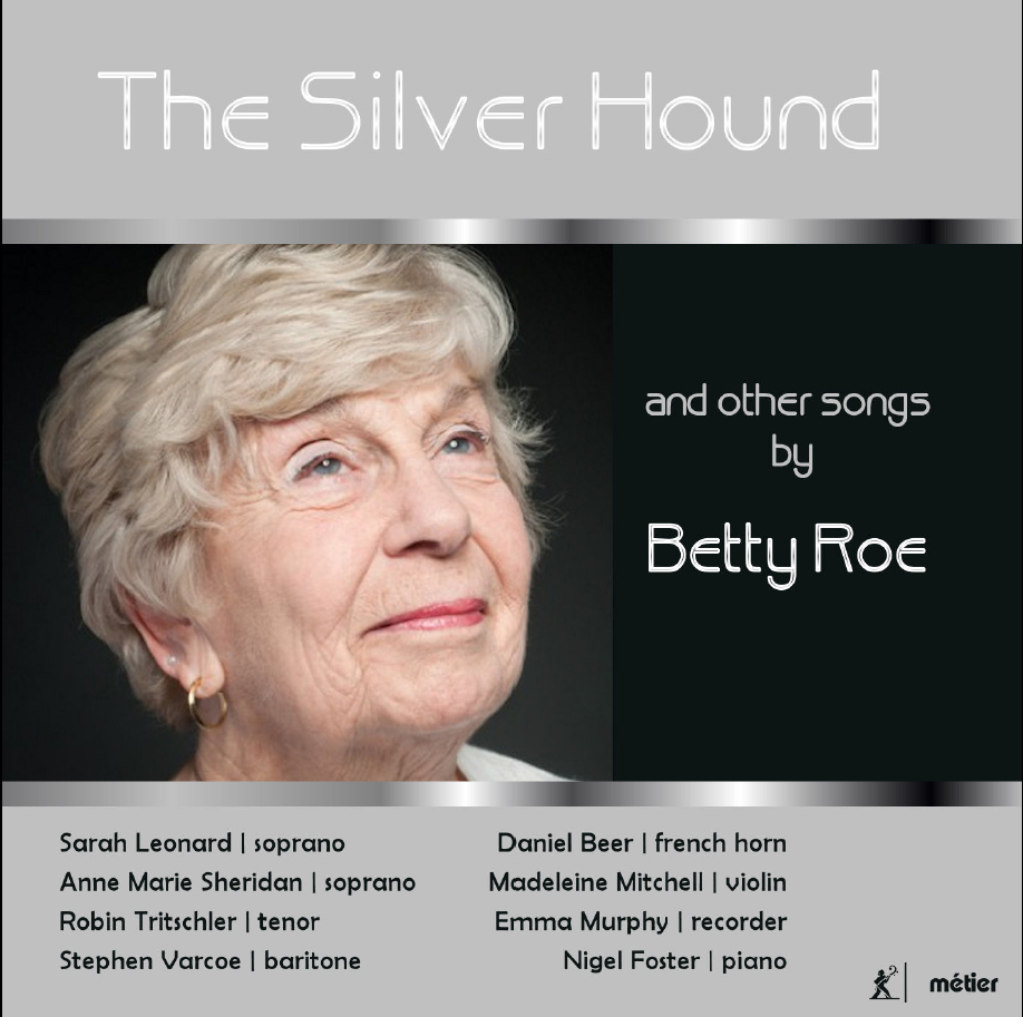 Silver Hound CD Cover